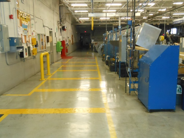 Industrial Floor Cleaning - West Springfield MA