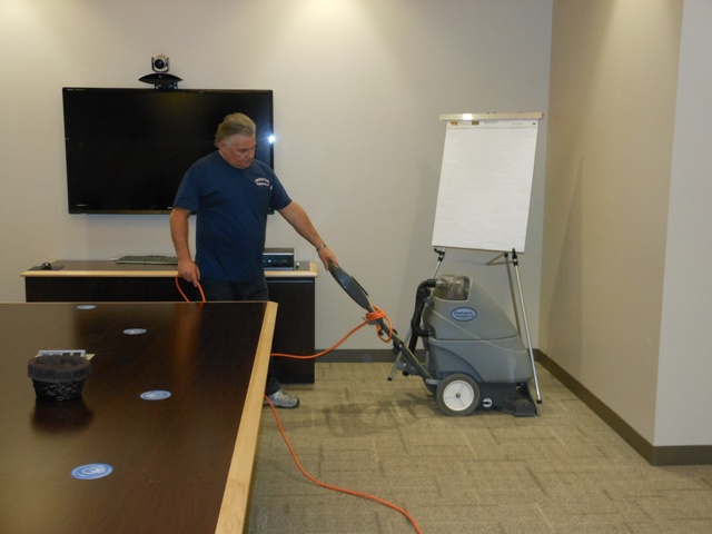 Commercial Carpet Cleaning - Springfield MA